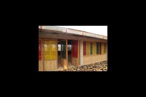 Arup/Davis Langdon/Sabre primary school in Ghana